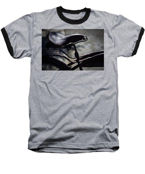 Vintage 1933 Elgin Bicycle Seat Baseball T-Shirt