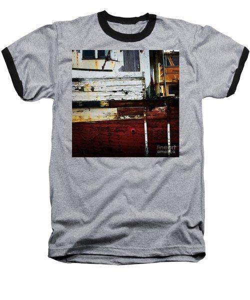 Vintage Astoria Ship Baseball T-Shirt