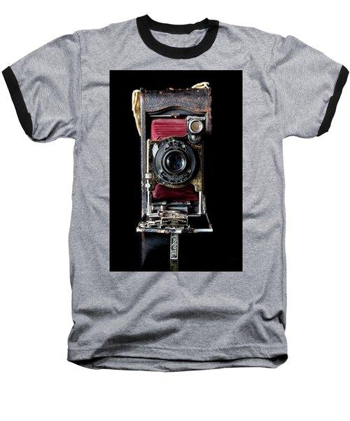 Vintage Bellows Camera Baseball T-Shirt