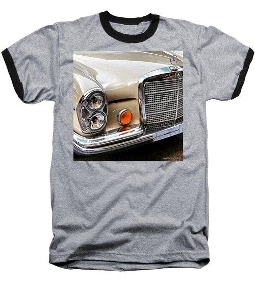 #vintage #car Corner Peek-a-boo Baseball T-Shirt