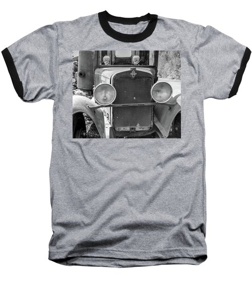 Vintage Chevrolet Baseball T-Shirt