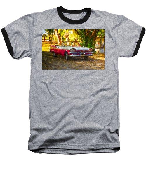 Vintage Dodge Custom Royal 1957 Baseball T-Shirt