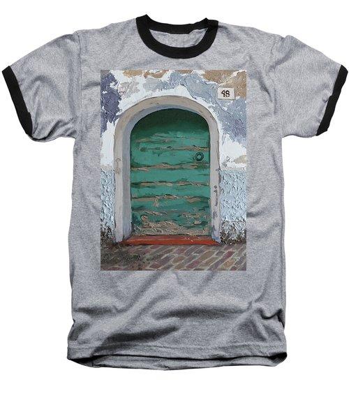 Vintage Series #2 Door Baseball T-Shirt