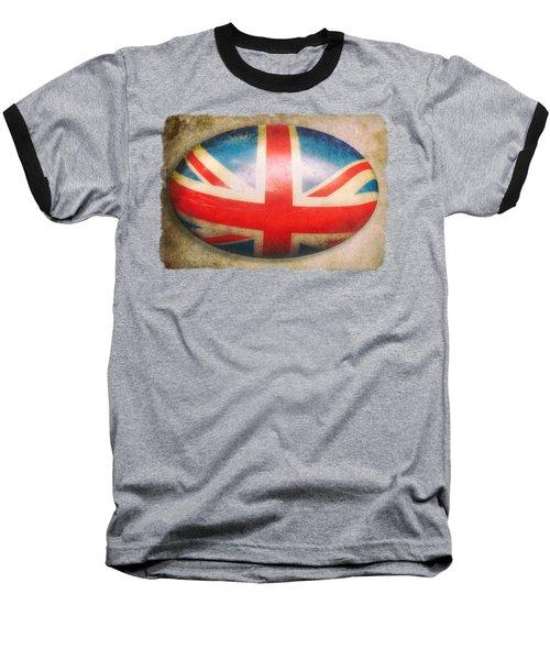 Vintage Flag Baseball T-Shirt