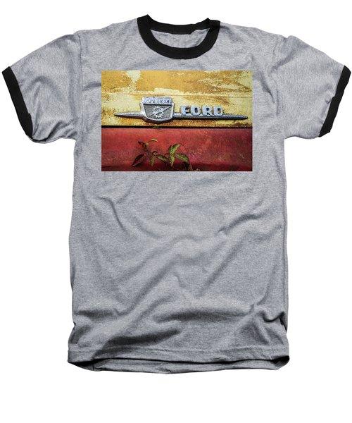 Vintage Ford Logo Baseball T-Shirt
