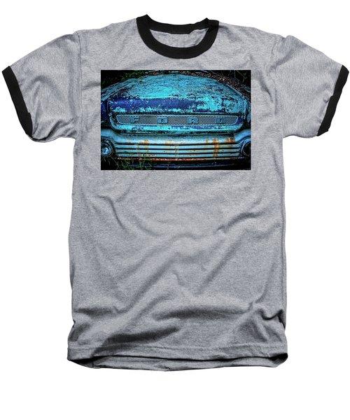 Vintage Ford Pick Up Baseball T-Shirt
