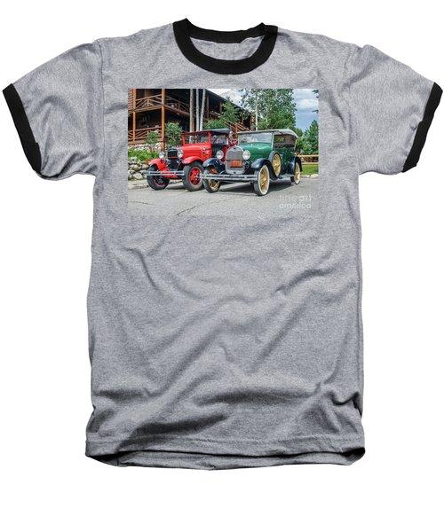 Vintage Ford's Baseball T-Shirt