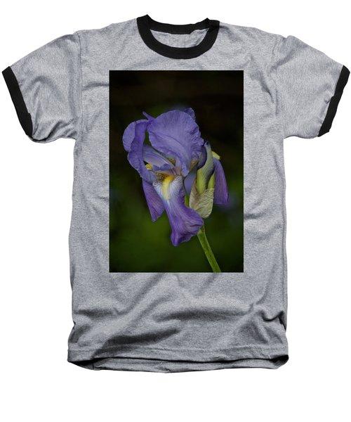 Vintage Iris May 2017 Baseball T-Shirt