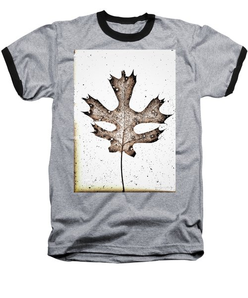 Vintage Leaf Baseball T-Shirt