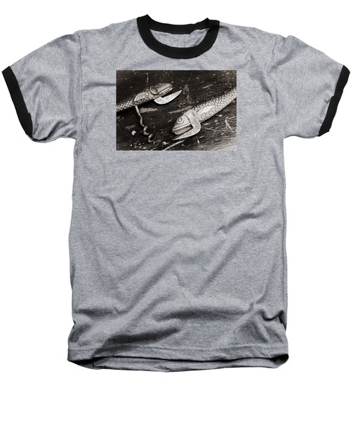 Baseball T-Shirt featuring the photograph Vintage Openers  by Andrey  Godyaykin