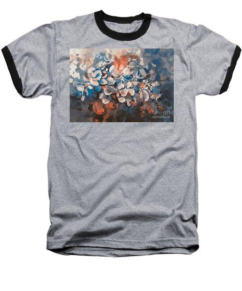 Vintage Petal Baseball T-Shirt