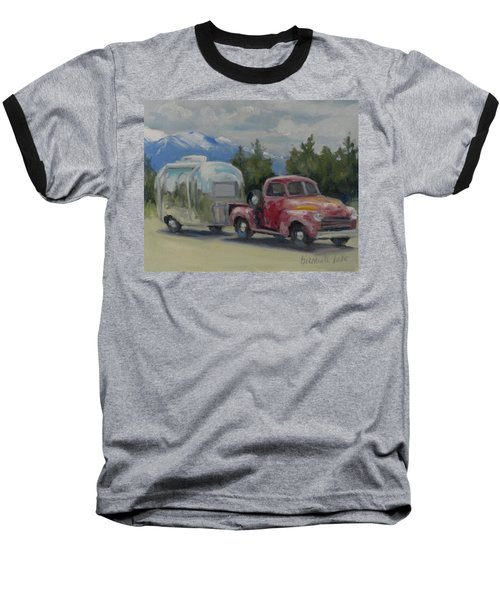 Vintage Rig Baseball T-Shirt