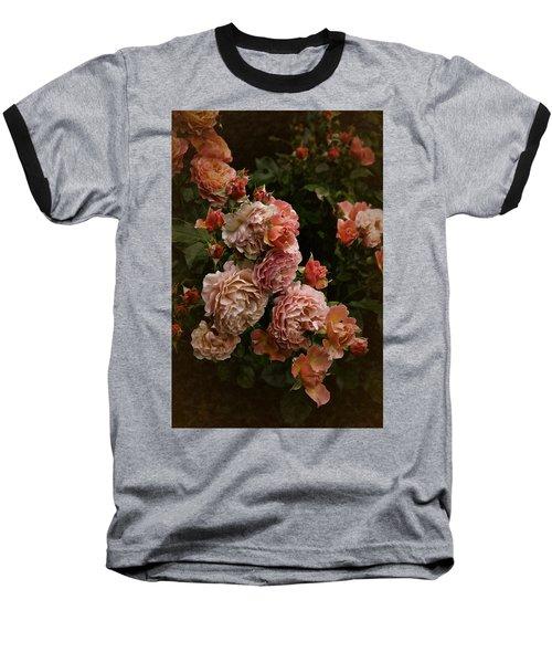 Vintage Roses, 6.17 Baseball T-Shirt