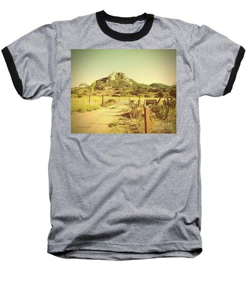 Vintage San Luis Obispo California Seven Sisters  Baseball T-Shirt