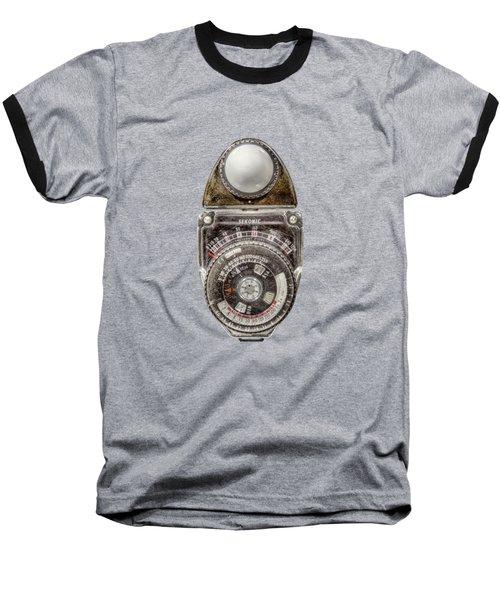 Vintage Sekonic Deluxe Light Meter Baseball T-Shirt