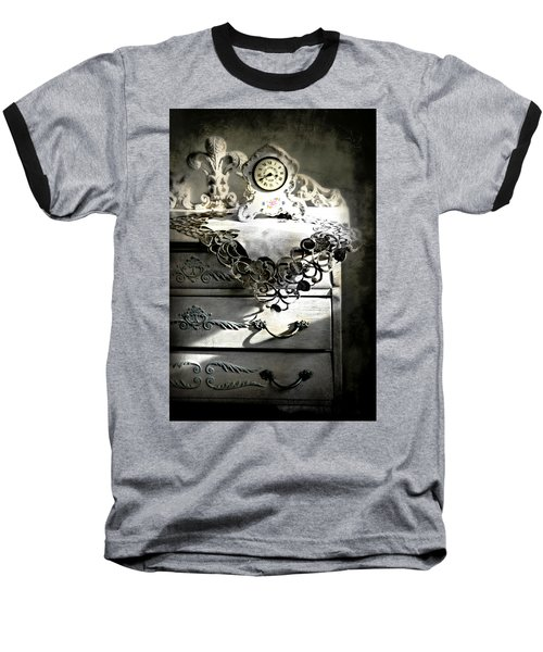 Baseball T-Shirt featuring the photograph Vintage Time by Diana Angstadt