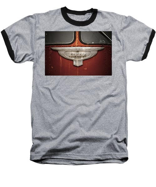 Vintage Tour Bus Baseball T-Shirt