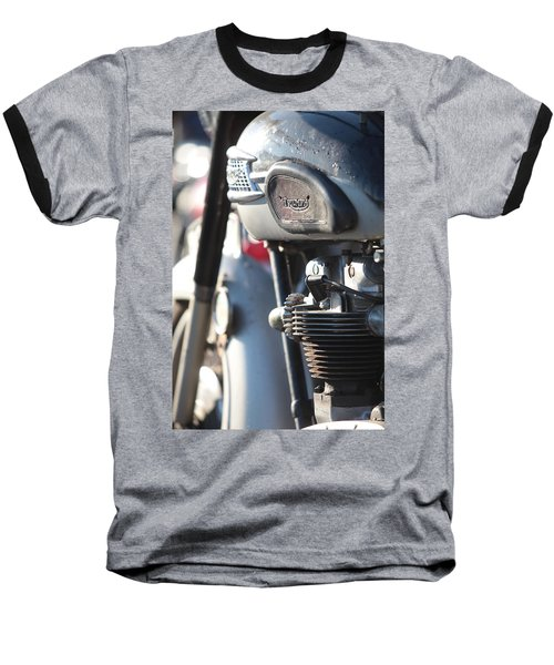 Vintage Triumph Baseball T-Shirt