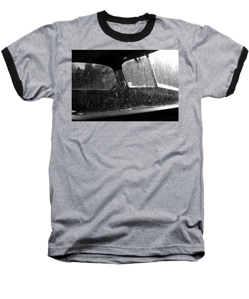 Vintage View Baseball T-Shirt