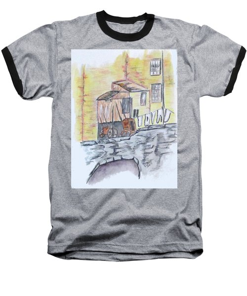 Vintage Wash Day Baseball T-Shirt