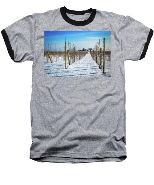 Vinyard On Down Road  Baseball T-Shirt