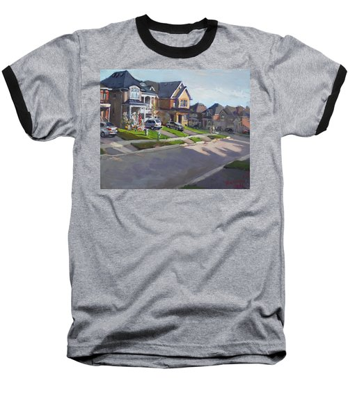 Viola's House In Georgetown On Baseball T-Shirt