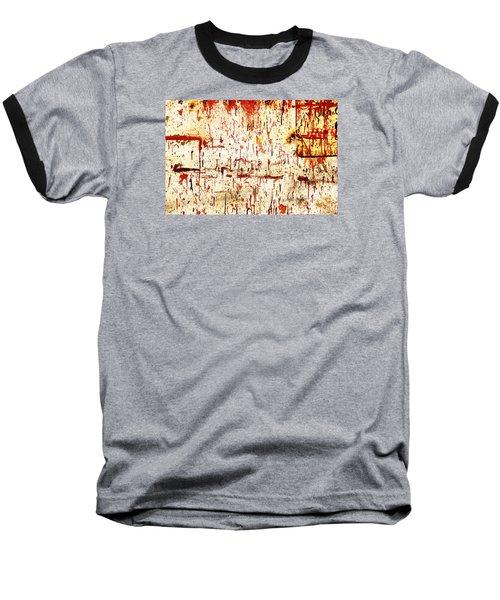 Violent Red Baseball T-Shirt