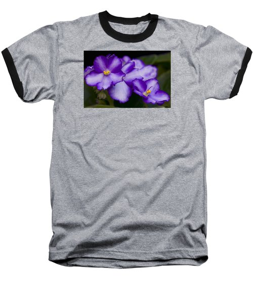 Violet Dreams Baseball T-Shirt