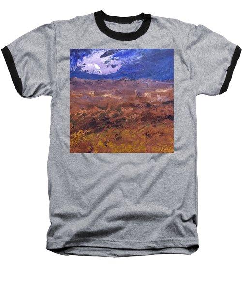 Violet Night  Baseball T-Shirt