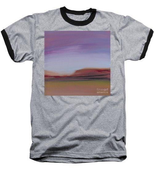 Violet Skies Baseball T-Shirt