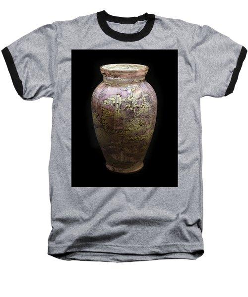 Violet Vase Baseball T-Shirt