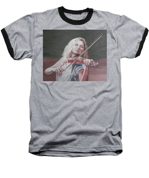 Violin Solo Baseball T-Shirt