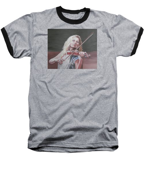 Violin Solo Baseball T-Shirt