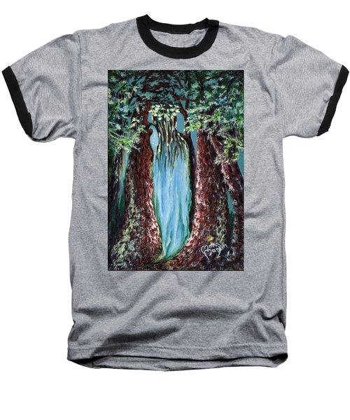 Virgin Forest Baseball T-Shirt