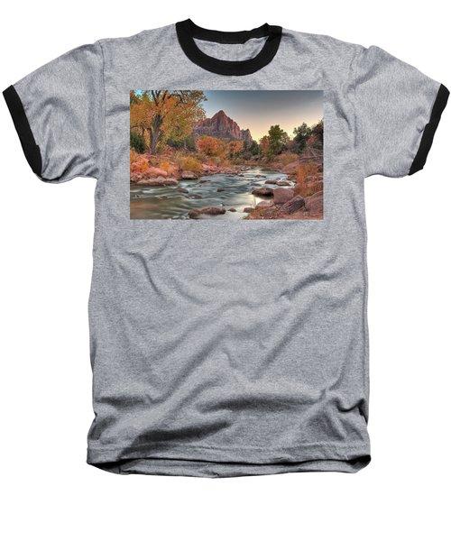 Virgin River And The Watchman Baseball T-Shirt