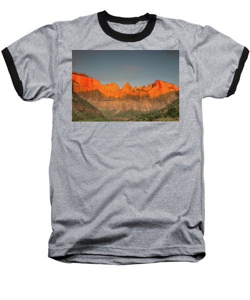 Virgin Sunset Baseball T-Shirt