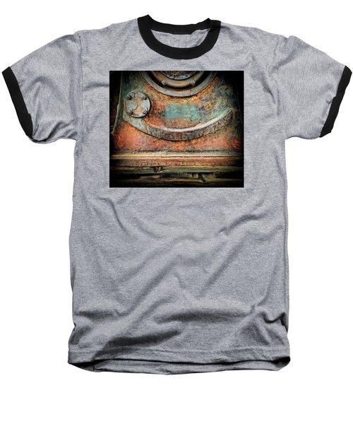 Virginia City Rust Baseball T-Shirt by Steve Siri