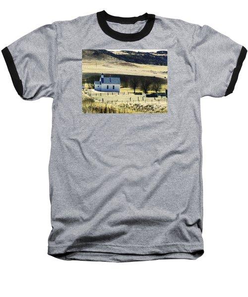 Virginia Dale Colorado Baseball T-Shirt by Lenore Senior