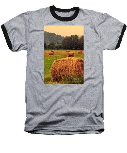 Virginia Evening Baseball T-Shirt by Thomas R Fletcher