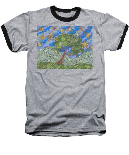 Virginia Quilts Baseball T-Shirt