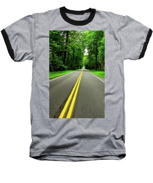 Virginia Road Baseball T-Shirt