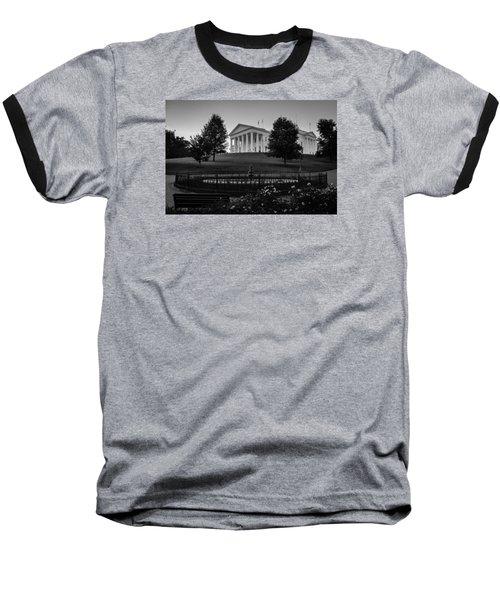 Virginia State Capitol Baseball T-Shirt