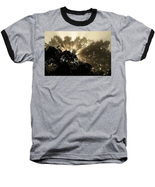 Virginia Sunrise Baseball T-Shirt