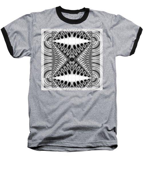 Virtual Illusion-mindset Baseball T-Shirt