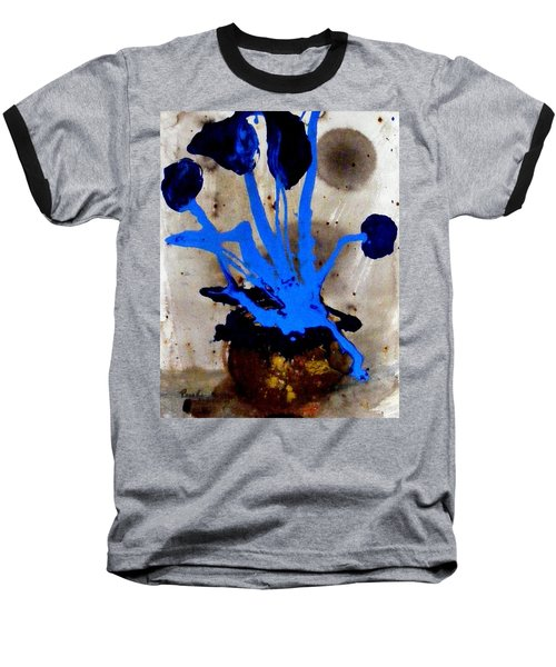 Virtually Blue Baseball T-Shirt