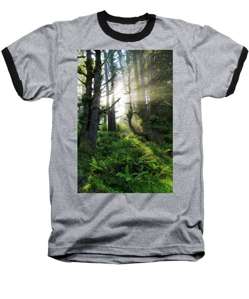 Baseball T-Shirt featuring the photograph Vision by Chad Dutson