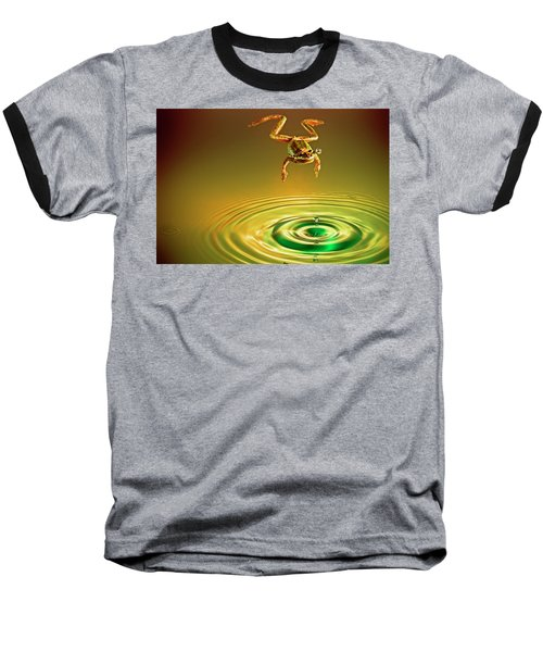 Baseball T-Shirt featuring the photograph Vision by William Lee
