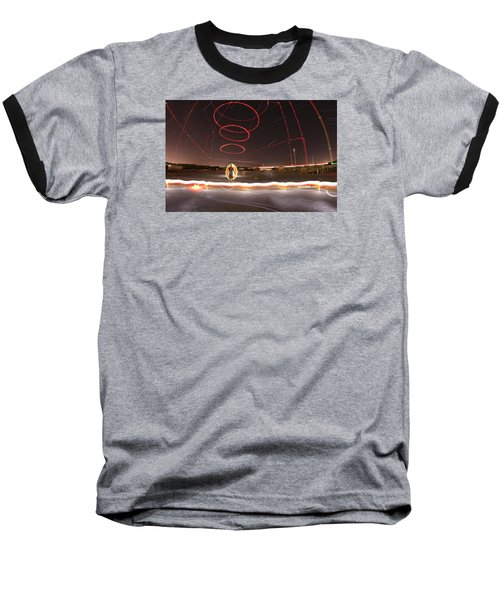 Visionary Baseball T-Shirt by Andrew Nourse