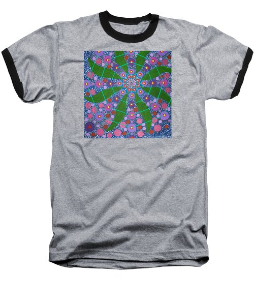 Visions Of The Amethyst Beyond  Baseball T-Shirt