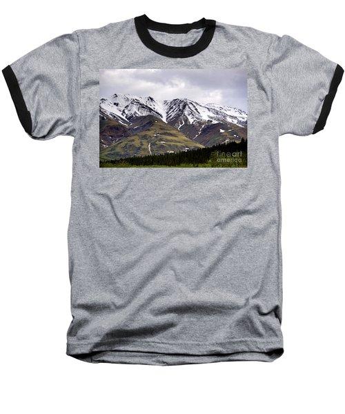 Visit Alaska Baseball T-Shirt